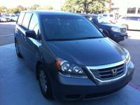 THIS 2008 HONDA ODYSSEY LX HAS CLEAN CARFAX AND ONE