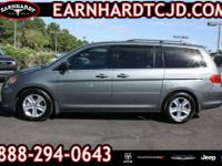 2008 Honda Odyssey Van Touring Our Location is: