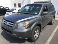 This 2008 Honda Pilot EX is offered to you for sale by