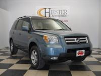 Options:  2008 Honda Pilot Ex|Gray|Priced Below Kbb