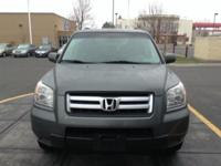 2008 HONDA PILOT LX Our Location is: Lithia Toyota of