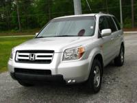 Options Included: Special Edition Pkg8 passenger SUV