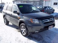Options Included: N/ABeautiful 2008 Honda Pilot SE AWD!