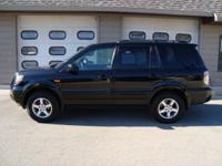 Options Included: CARFAX GUARANTEED!! 2008 HONDA PILOT