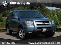 BMW of Annapolis presents this 2008 HONDA PILOT 4WD 4DR