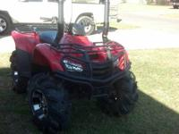 2008 Honda Rancher 420 ES 4wd in great condition. The
