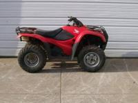 2008 Honda Rancher 420 FM $3,899.00 The 2008 Honda