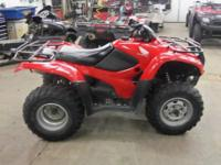 2008 Honda Rancher 4x4 ES (trx420fe) is in good shape