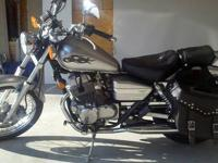 2008 Honda Rebel, You are getting a clean, nice 2008