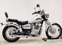 2008 Honda Rebel (CMX250C) Rebel 250 This bike has been
