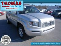 You have to come see this Ridgeline. Locally owned and