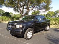 Options:  2008 Honda Ridgeline Below Market