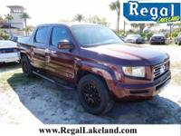 Leather. Crew Cab! 4 Wheel Drive! There are used