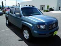 4 Wheel Drive!!!4X4!!!4WD* This Blue 2008 Honda