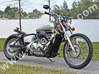 2008 Honda Shadow Bobber - We Finance! Free Helmet!