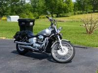 2008 Honda Shadow Spirit 750c2 $2800 oboVery nice and
