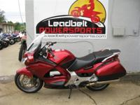 (573) 281-4257 ext.89 The ST1300 is a great bike for