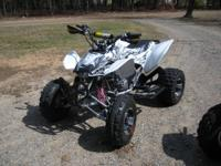 2008 Honda TRX 450ER Bought new in Fall 2010, has less
