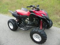 SUPER CLEAN 2008 HONDA TRX 700 XX! Features include: