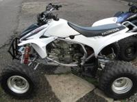 We are selling a great running 2008 Honda TRX450ER