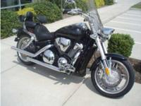 2008 Honda VTX 1800 . NEO RETRO bike has less than 4000