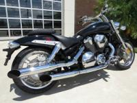 2008 Honda VTX1800F2 with only 6,707 miles on it. This