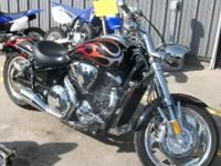 2008 Honda VTX 1800 Custom Paint,Side mount plates,Call