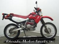 2008 Honda XR560L with 13,286 Miles. You ought to take