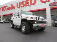 Come and check out this 2008 Hummer H2 auto 75k miles