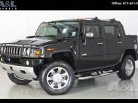 2008 HUMMER H-2 SUT WITH 46,295 MILES LUXURY EDITION