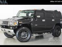 2008 HUMMER H-2 SUV WITH 101,149 MILES SUPER CLEAN AND
