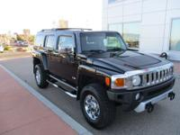 Introducing the 2008 HUMMER H3 SUV! This is a superb