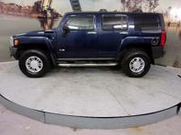 2008 Hummer H3 ABS brakes, AM/FM Stereo w/CD Player/XM
