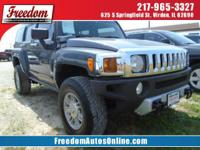 4 Wheel Drive!!!4X4!!!4WD** Safety equipment includes: