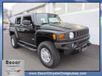 2008 HUMMER H3 Sport Utility SUV Our Location is: Secor