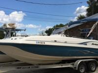2008 Hurricane 211 GS Fun Deck by Godfrey Marine