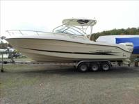 2008 Hydra-Sports 2900VX Like New condition, not sun