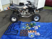 4 Wheeler, 51hp racing quad, 450 cc, DOHC, never raced,