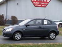 Options Included: 4 Cylinder Engine, A/C, Rear Defrost,