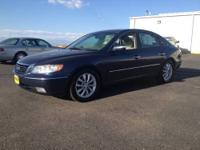 2008 Hyundai Azera Sedan Limited Our Location is: