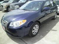 Don't miss out on this extremely low mile Elantra. With