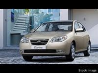 4 Cylinder  Options:  Manual|This Silver 2008 Hyundai