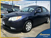 Check out this Hyundai Elantra GLS! This reliable and