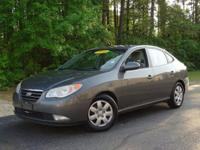 This 2008 Hyundai Elantra GLS will sell fast
