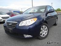 The used 2008 Hyundai Elantra is ready for a new home.