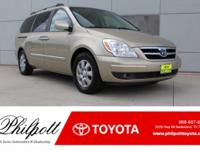 This 2008 Hyundai Entourage Limited comes complete