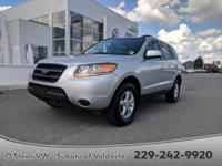 This outstanding example of a 2008 Hyundai Santa Fe GLS