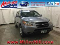 2008 Hyundai Santa Fe GLS 4WD 2.7L V6 ready to go! With