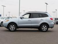 **LOCAL TRADE**, **CLEAN CARFAX**. Santa Fe GLS 2.7L