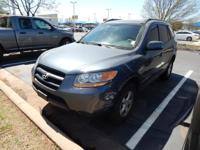 We are excited to offer this 2008 Hyundai Santa Fe.